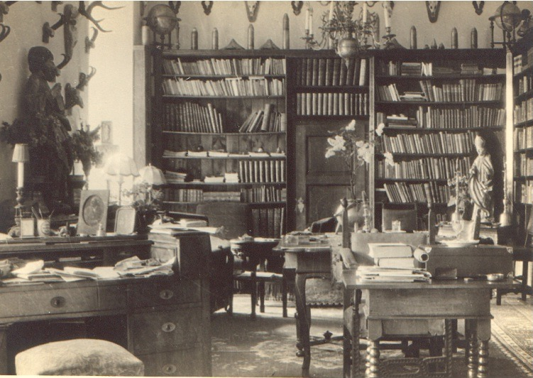 Knihovna druhý pohled